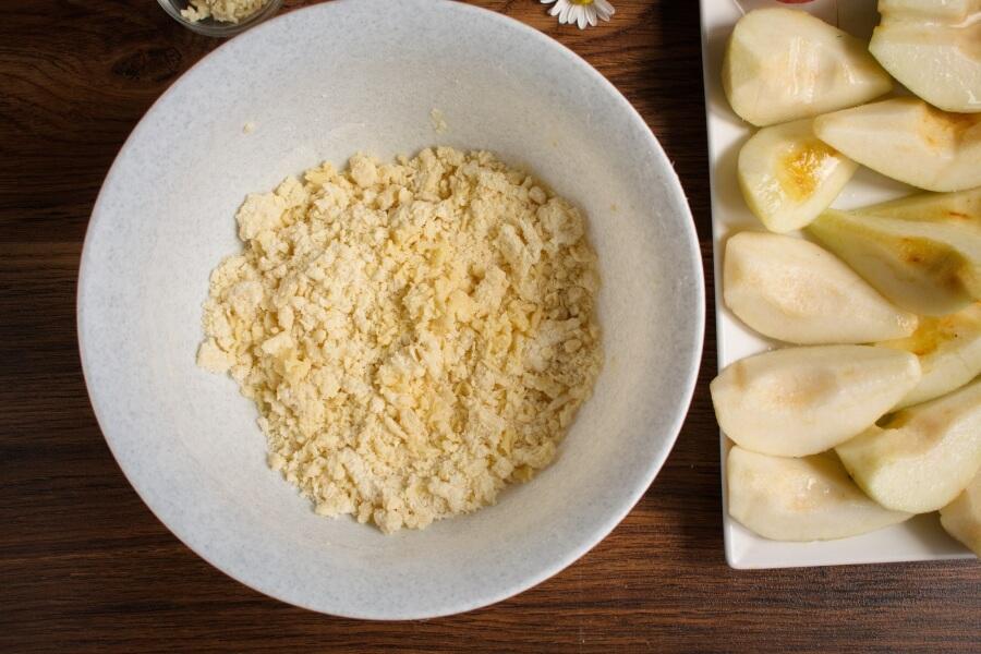 Pear Tarte Tatin recipe - step 1