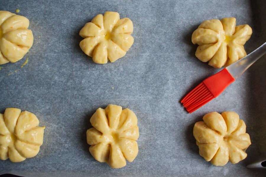 Pumpkin Dinner Rolls recipe - step 9