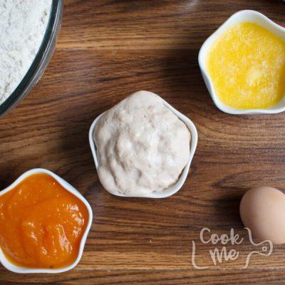 Pumpkin Dinner Rolls recipe - step 3