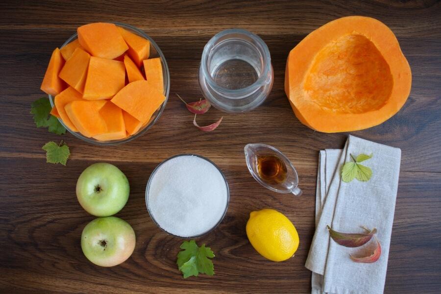 Pumpkin Jam Recipe-How to make Pumpkin Jam-Homemade Pumpkin Jam