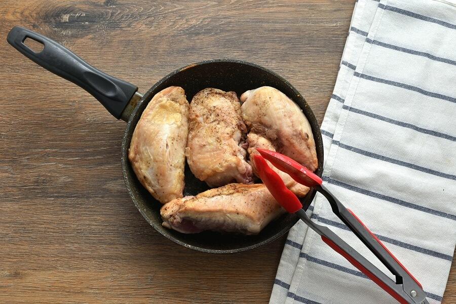Quick Roast Chicken & Root Vegetables recipe - step 5
