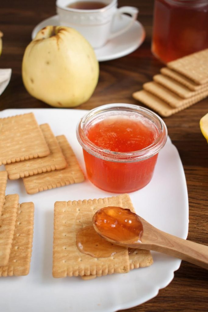 Quince Jelly recipe-3-Ingredient Quince Jelly Recipe-How to make Quince Jelly