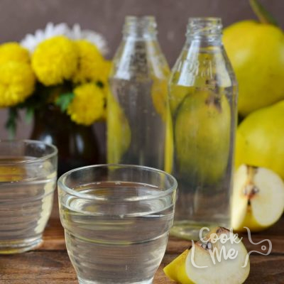Quince Juice Recipe-How To Make Quince Juice-Delicious Quince Juice