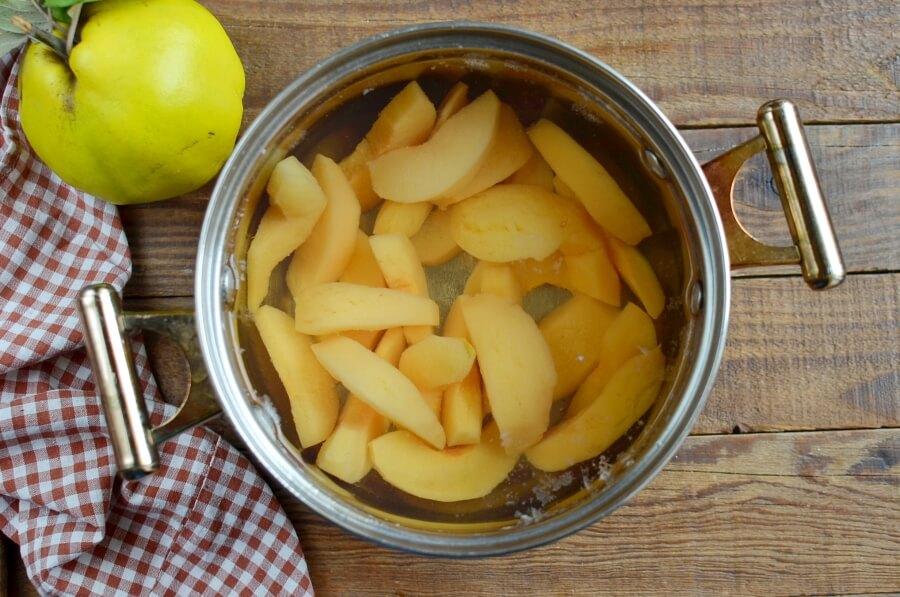 Quince Juice recipe - step 3