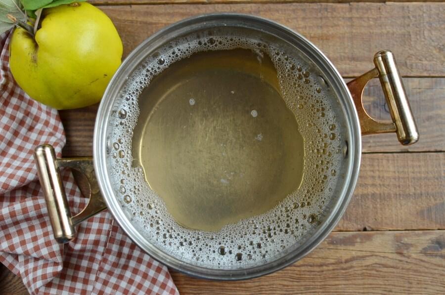 Quince Juice recipe - step 5