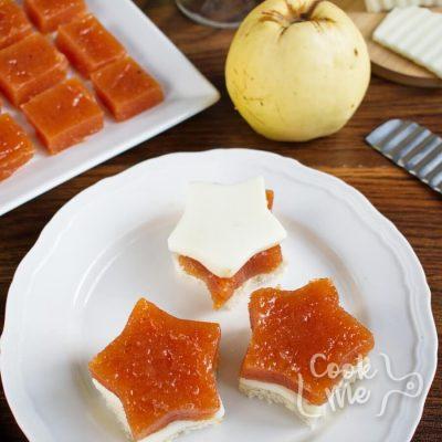 Quince Paste recipe-Membrillo (Quince Paste) Recipe-Quince Paste Fruit Preserve Recipe
