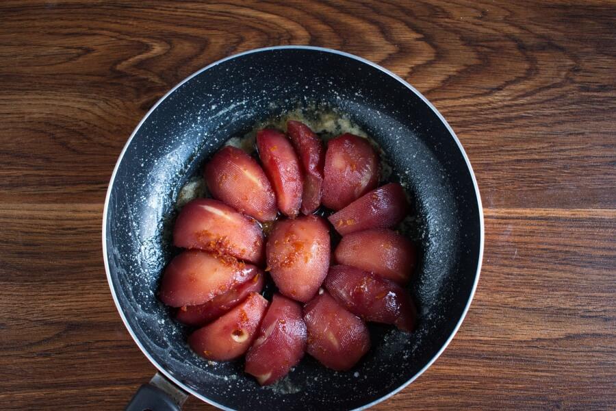 Quince Tarte Tatin recipe - step 6