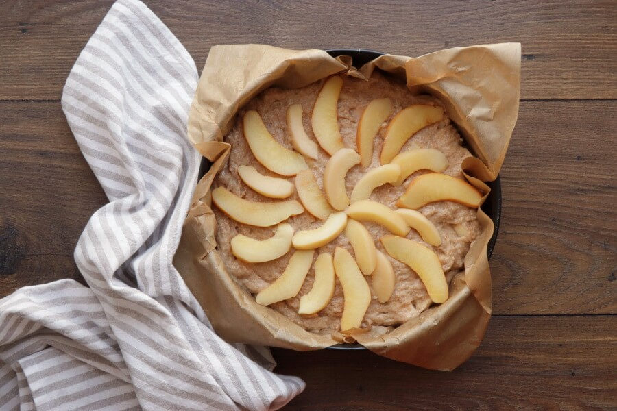 Quince and Marzipan Cake recipe - step 11