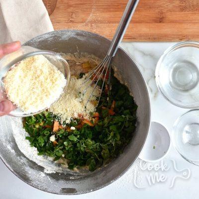 Savory Veggie Waffles recipe - step 4