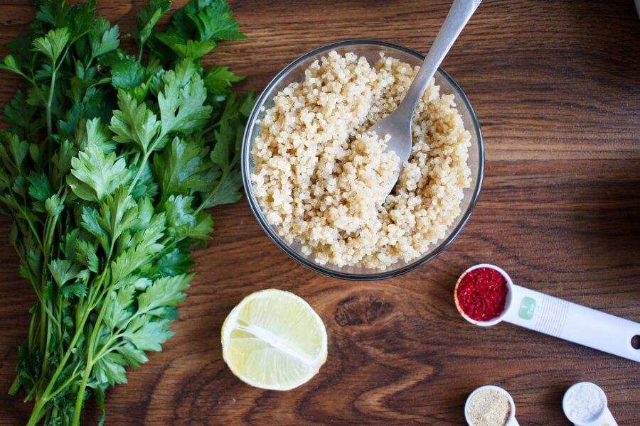Southwest Quinoa Salad recipe - step 1
