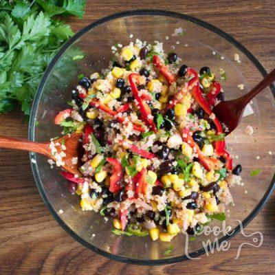 Southwest Quinoa Salad recipe - step 3