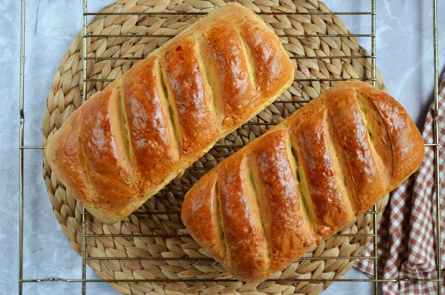 Thanksgiving Lard Bread recipe - step 10