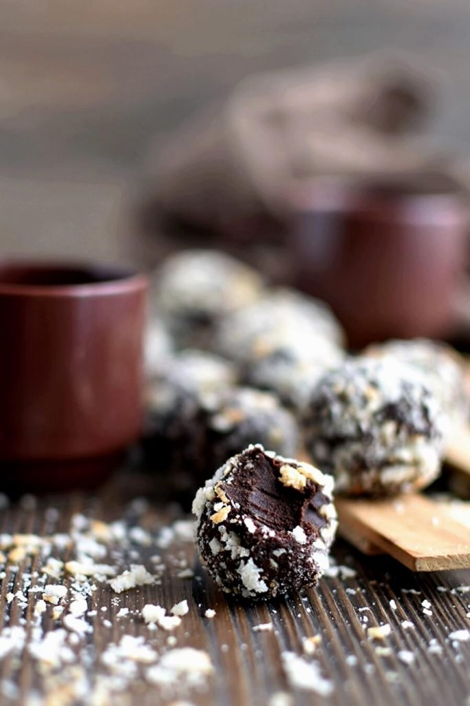 Decadent Chocolate Truffle Delights