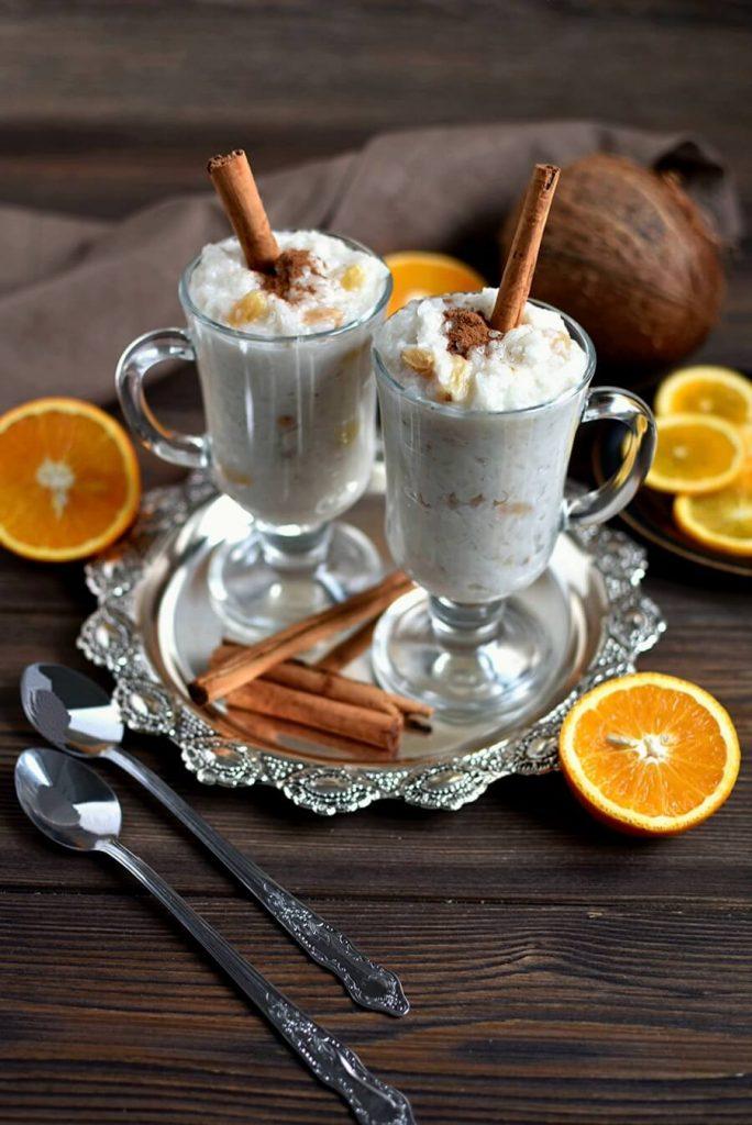 Arroz Con Dulce Recipe-How To Make Arroz Con Dulce-Delicious Arroz Con Dulce