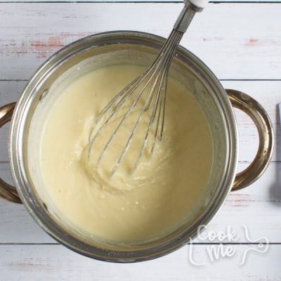 Buttery Fluffy Cornmeal Dinner Rolls recipe - step 1