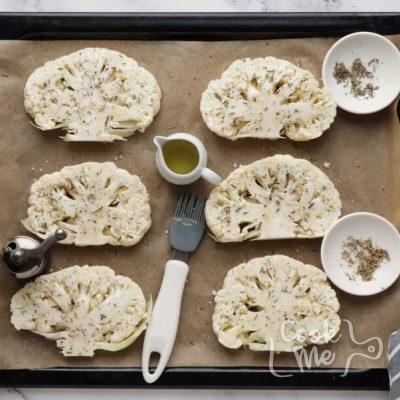 Vegan Cauliflower Steaks with Mushroom Gravy recipe - step 6