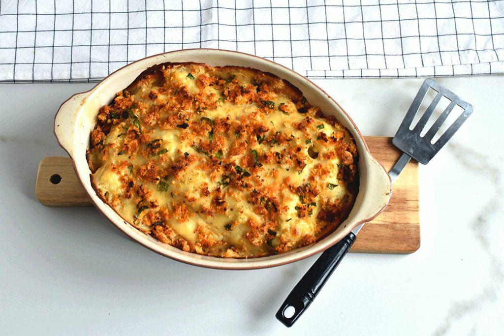 Cauliflower and Cheese Casserole recipe - step 10