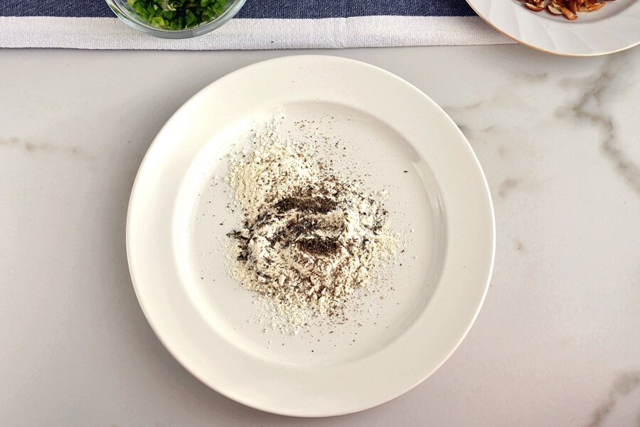 Chicken Almondine recipe - step 2