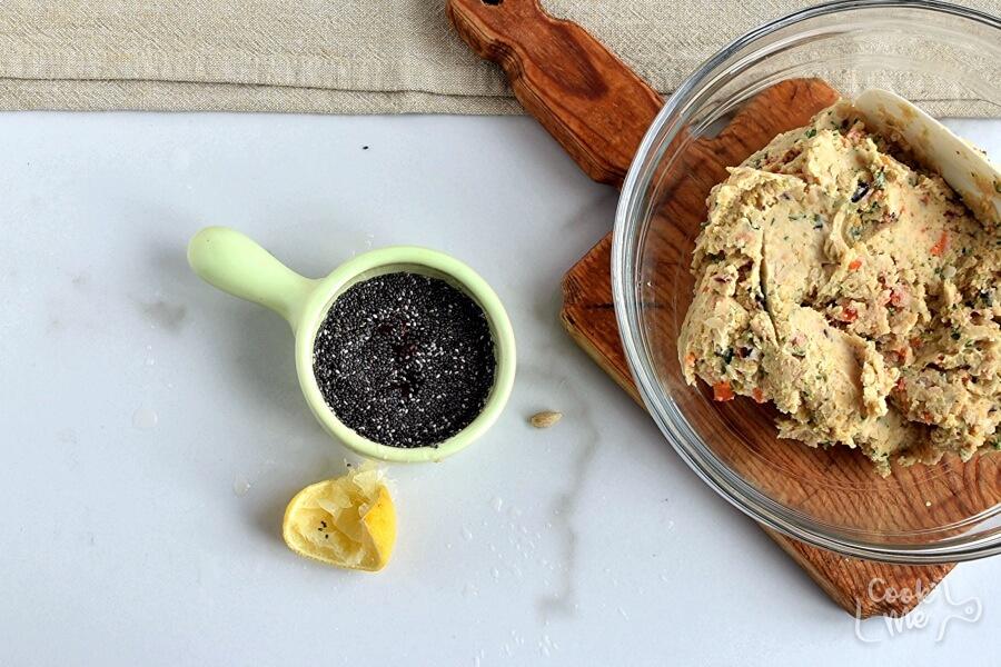 Chickpea Veggie Loaf recipe - step 4