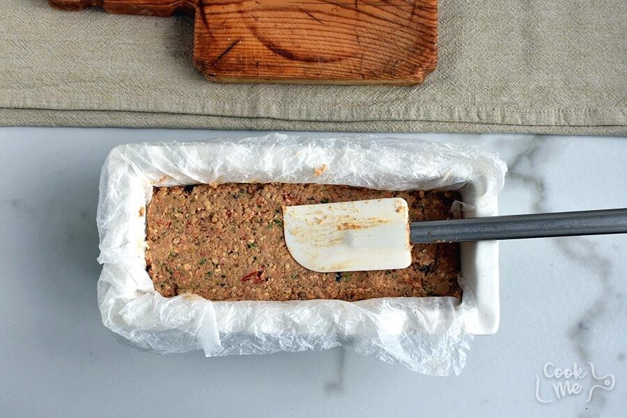 Chickpea Veggie Loaf recipe - step 7