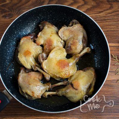 Confit Duck recipe - step 9