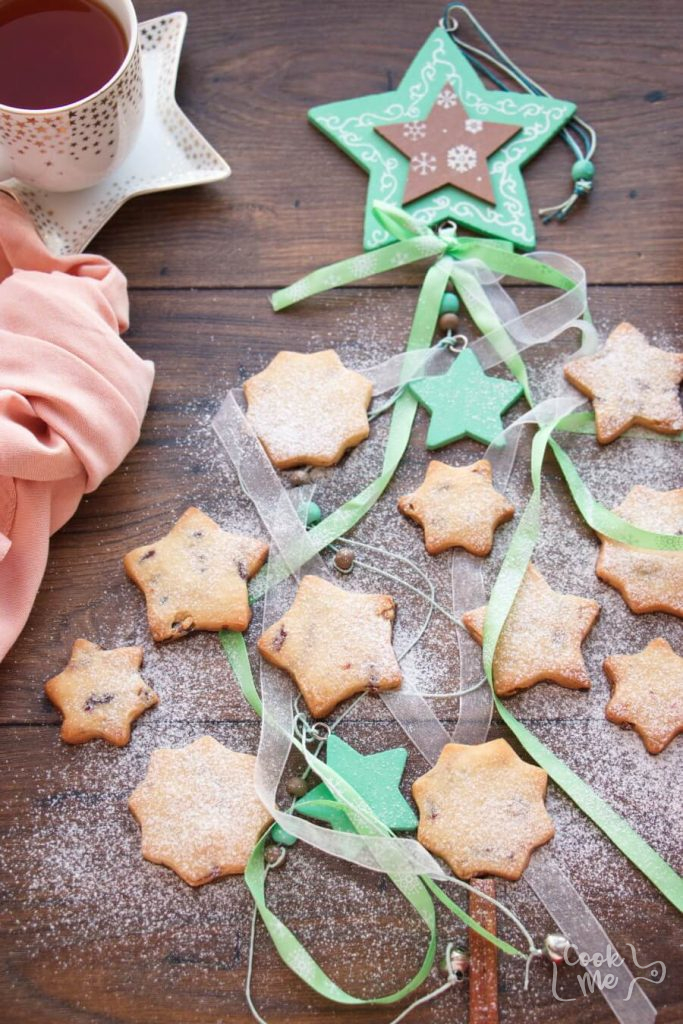 Star shaped treats