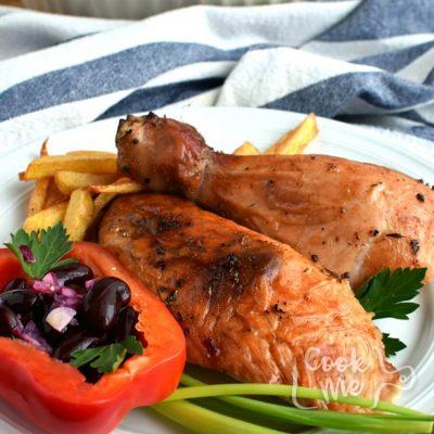 Drunken Chicken Recipe-How To Make Drunken Chicken-Easy Drunken Chicken