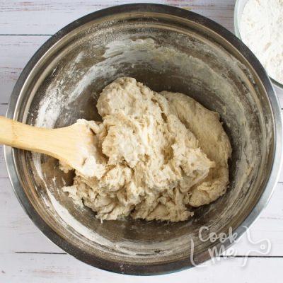 Easy Homemade Soft Pretzels recipe - step 2