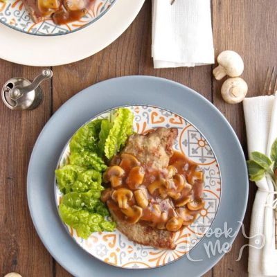 Easy-Veal-Marsala-with-Mushrooms-Recipe-Veal-Marsala-How-to-Make-Veal-Marsala-Delicious-Veal-Marsala