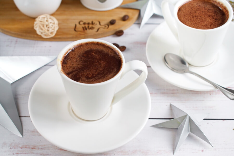How to serve French Hot Chocolate