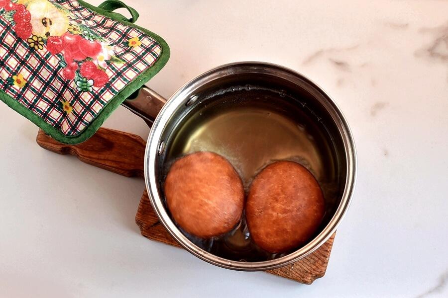 Hanukkah Jelly Donuts (Sufganiyot) recipe - step 11
