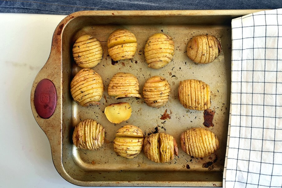 Hasselback Potatoes recipe - step 5