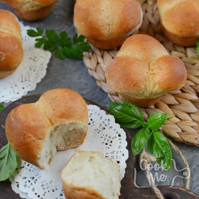Herb Dinner Rolls Recipe-How To Make Herb Dinner Rolls-Delicious Herb Dinner Rolls
