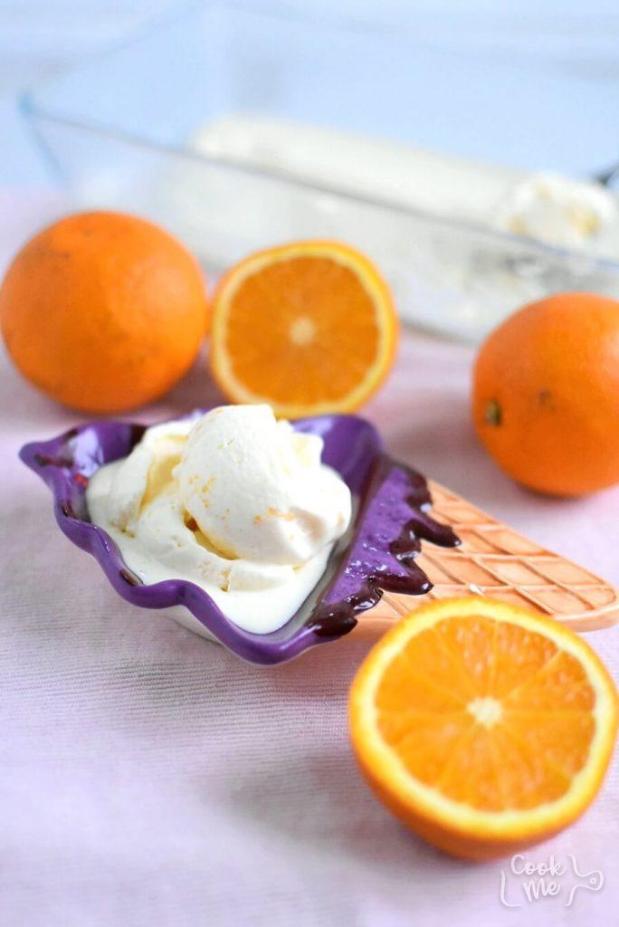 Zesty Iced Orange