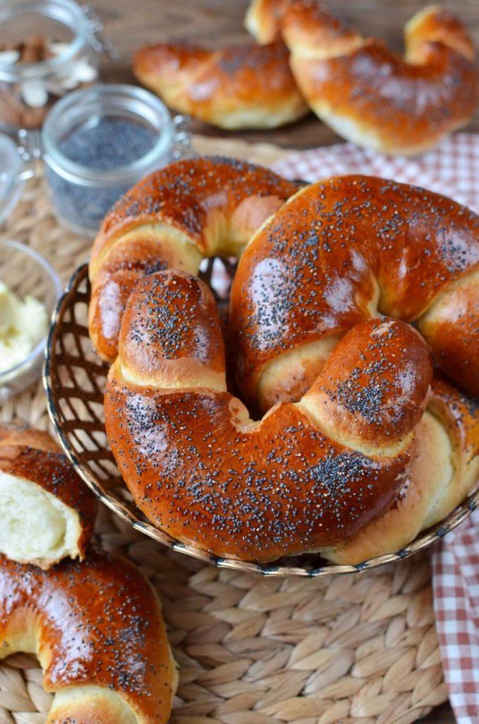 Perfect cardamom rolls