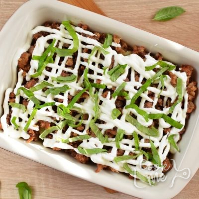 Meat & Potato Bake recipe - step 7