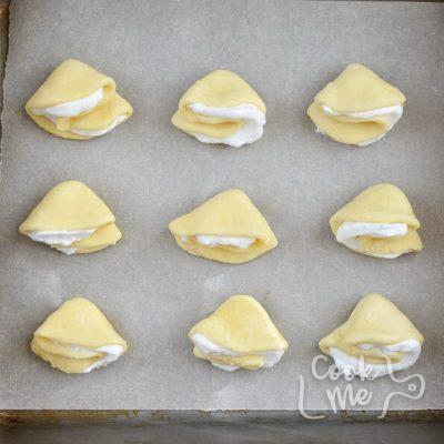 Meringue Shell Cookies (Rakushki) recipe - step 8