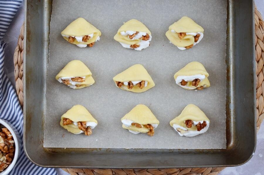 Meringue Shell Cookies (Rakushki) recipe - step 9