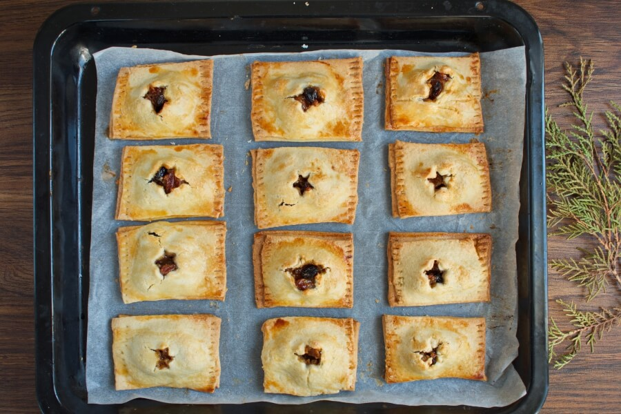 Mincemeat Pop Tarts recipe - step 6