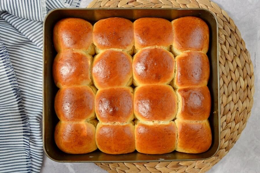 Mini Rolls for a Crowd recipe - step 6