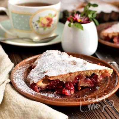 Nantucket Cranberry Tart Recipe-How To Make Nantucket Cranberry Tart-Delicious Nantucket Cranberry Tart