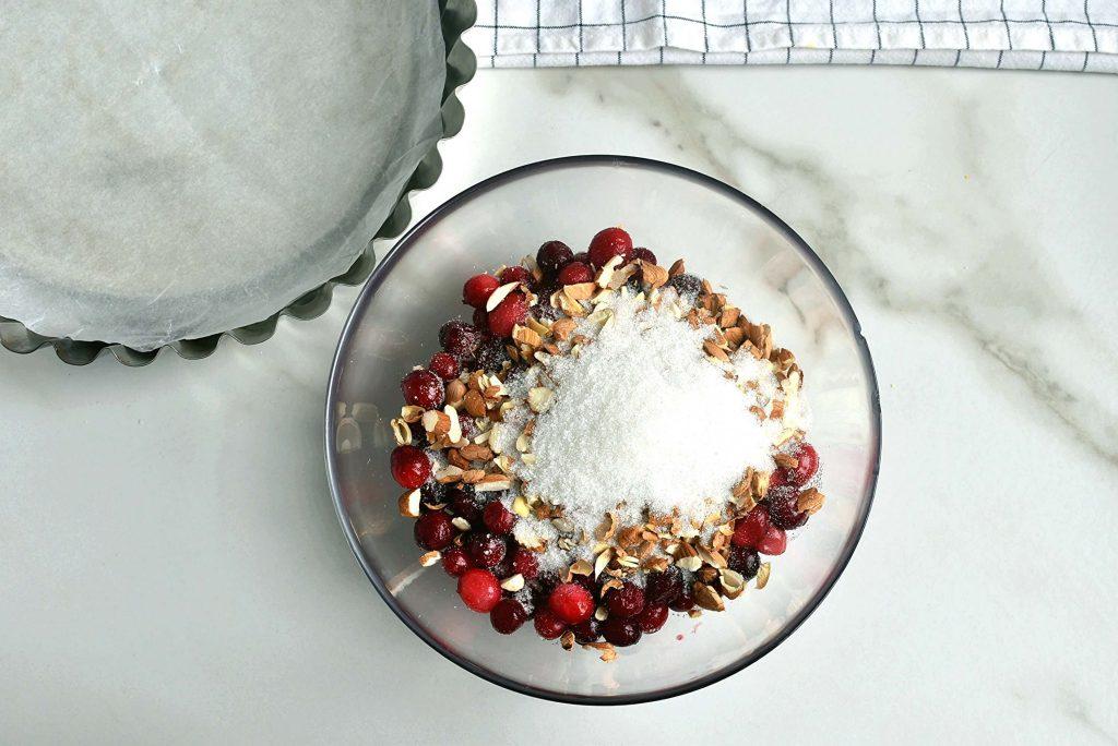 Nantucket Cranberry Tart recipe - step 1