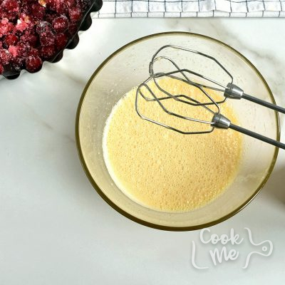 Nantucket Cranberry Tart recipe - step 2