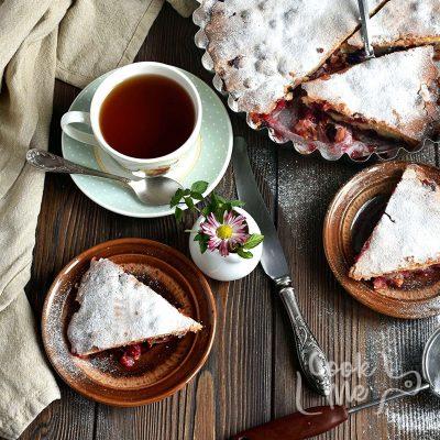How to serve Nantucket Cranberry Tart