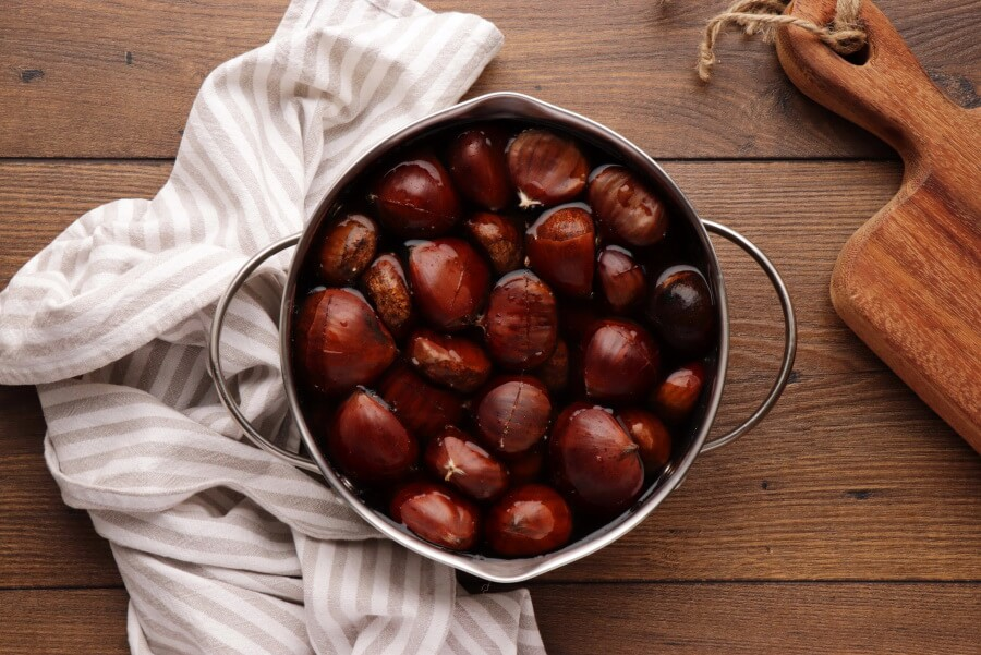 Oven Roasted Chestnuts recipe - step 3