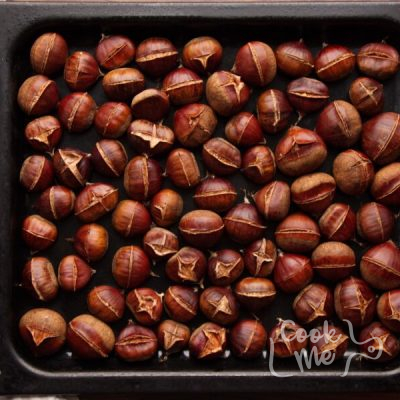 Oven Roasted Chestnuts recipe - step 4