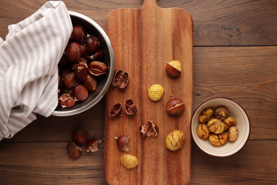 Oven Roasted Chestnuts recipe - step 7