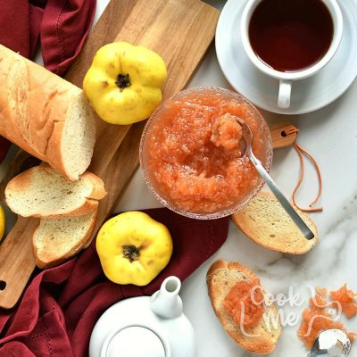 Quince Jam Recipe-How To Make Quince Jam-Delicious Quince Jam