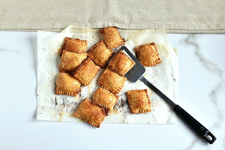 Pastelitos de Dulce de Leche recipe - step 13