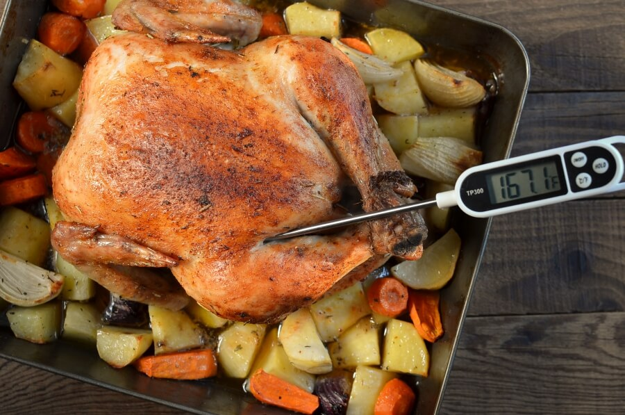 Roast Chicken and Vegetables recipe - step 5